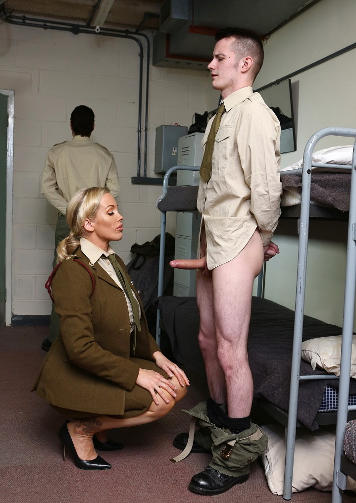 Rebecca More - Major Moore Prefers Young Men (2019/FullHD)