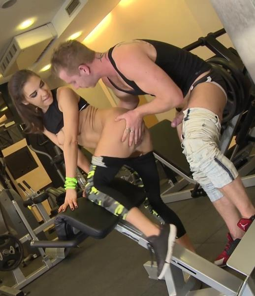 Henessy - Ass Fucked In The Gym (2019/FullHD)