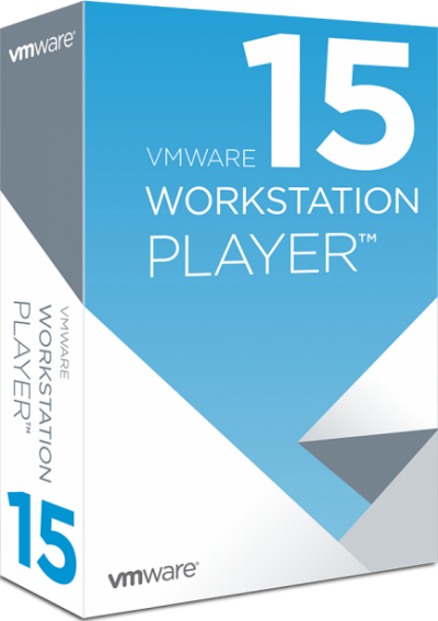 VMware Workstation Player v15.5.1 Build 15018445 (x64)