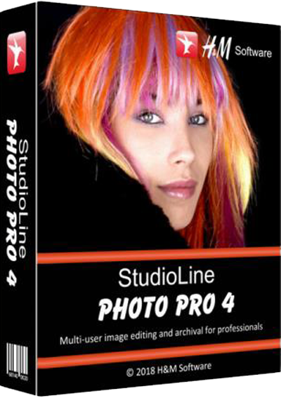 StudioLine Photo Pro v4.2.47