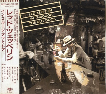 Led Zeppelin – In Through The Out Door (Japanese Edition)