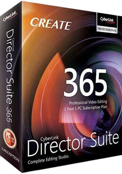CyberLink Director Suite 365 v8.0 (x64)