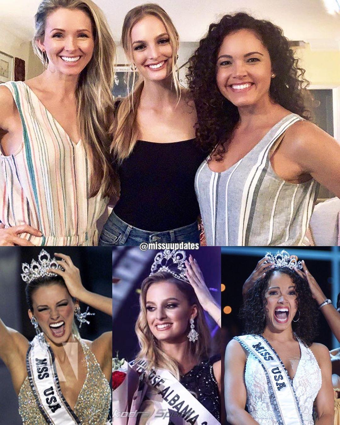 miss usa 2004 (top 2 de miss universe 2004), miss universe albania 2019, miss usa 2003 (top 15 de miss universe 2003). E3btxtgk