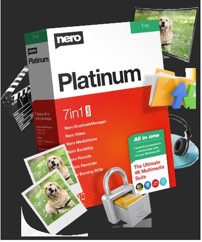 Nero Platinum 2020 Suite v22.0.00900 Final + Content + LifeThems Pro (x86 x64) Multi/PL