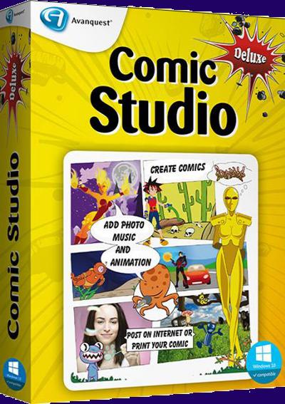 Digital Comic Studio Deluxe v1.0.6.0