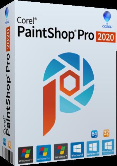 Corel PaintShop Pro 2020 v22.1.0.33 (x86-x64)