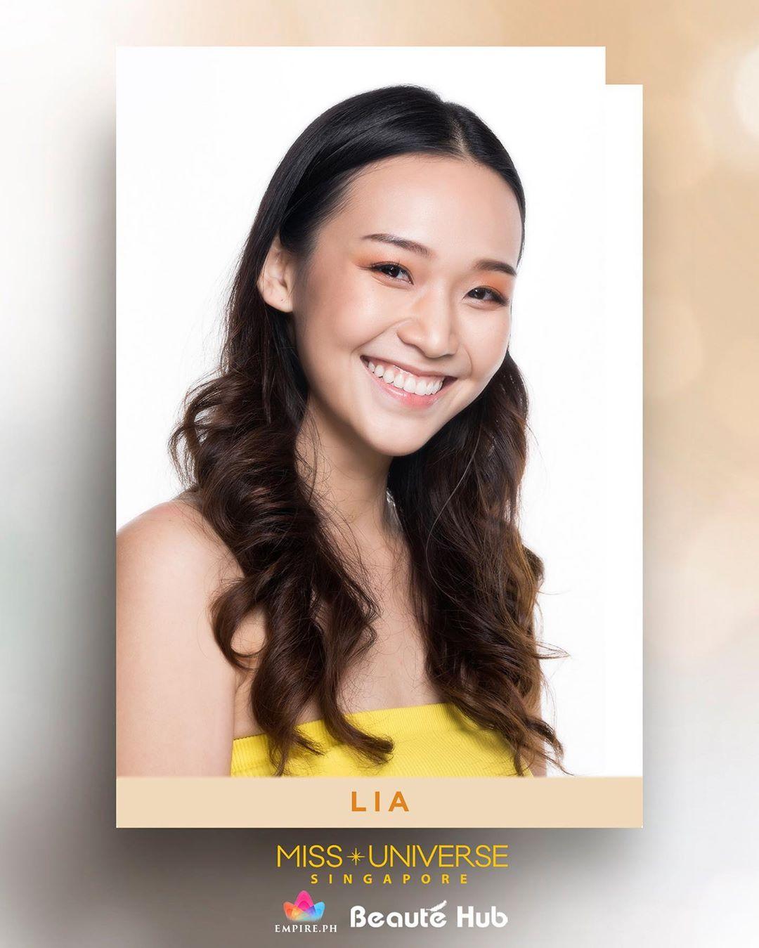 candidatas a miss universe singapore 2019. final: 17 oct. 23qqrxnn