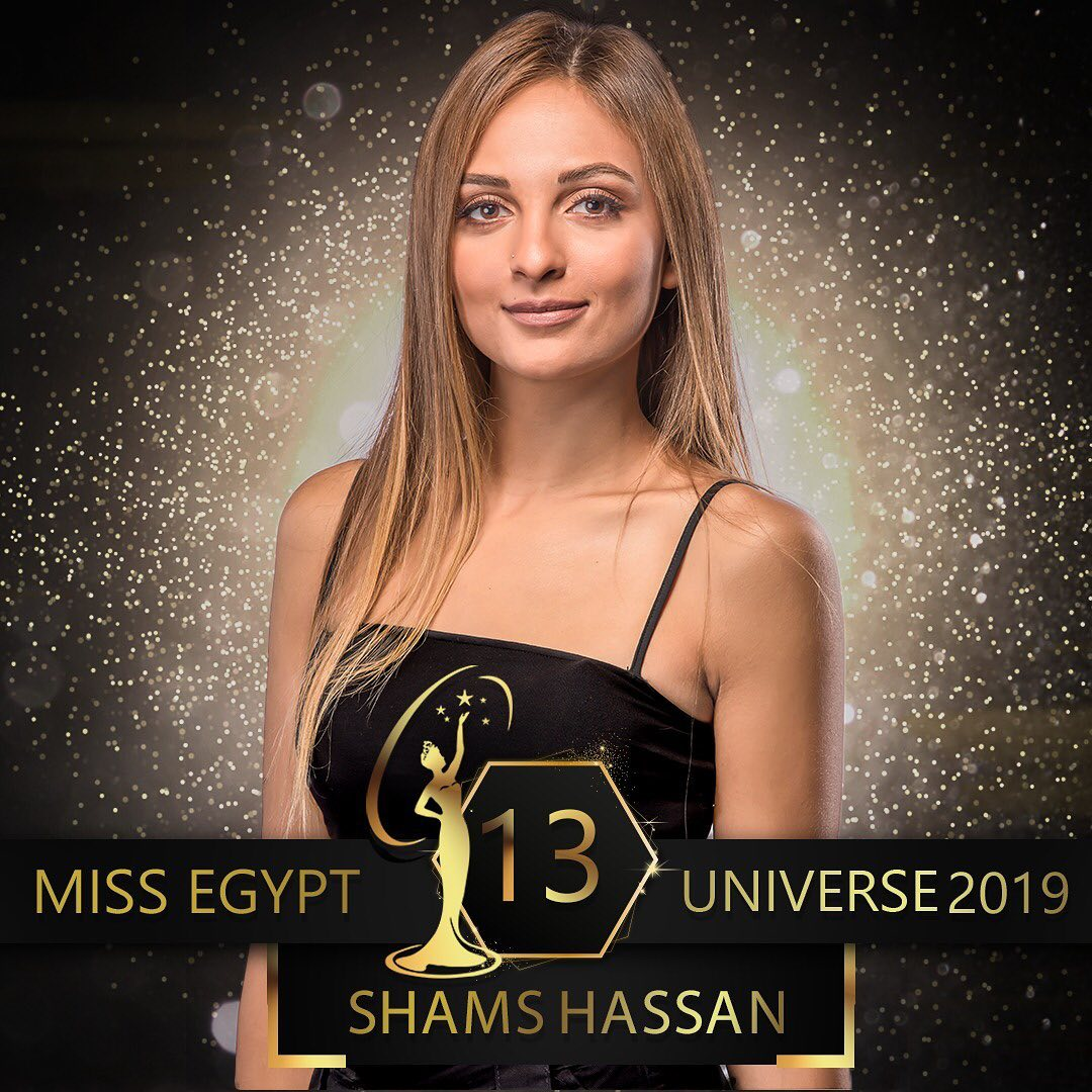 candidatas a miss universe egypt 2019. final: 20 oct. 3yhmham4