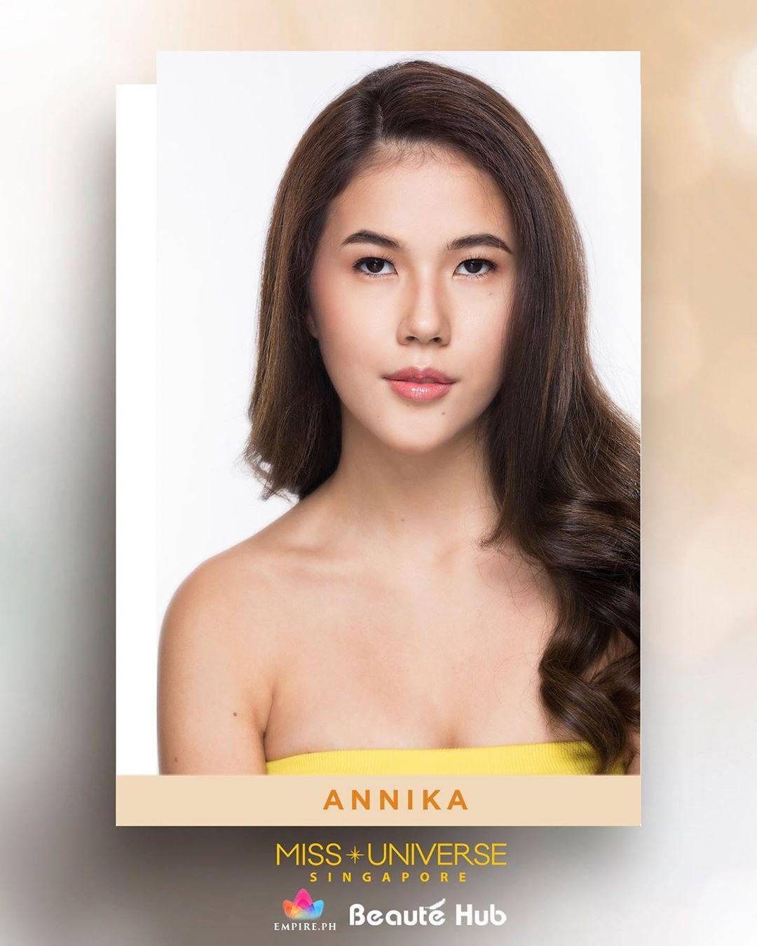 candidatas a miss universe singapore 2019. final: 17 oct. 62xh4wjn