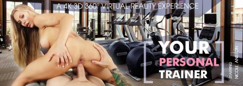 Nicole Aniston - Your Personal Trainer (2019/UltraHD 4K)