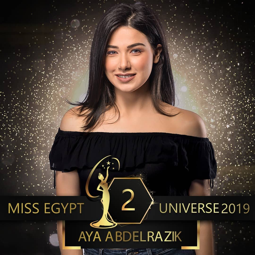 candidatas a miss universe egypt 2019. final: 20 oct. Ax48mr8o