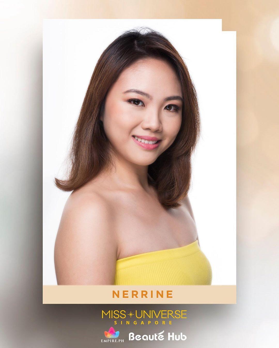 candidatas a miss universe singapore 2019. final: 17 oct. Hu2rumwh