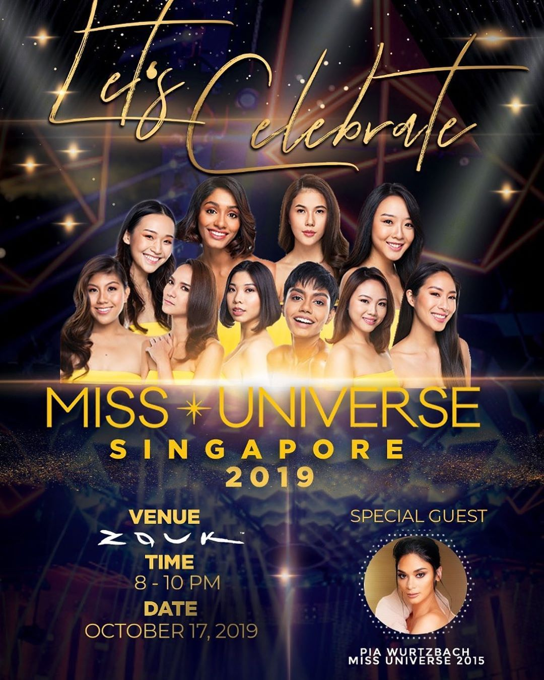 candidatas a miss universe singapore 2019. final: 17 oct. Z7ygogmz