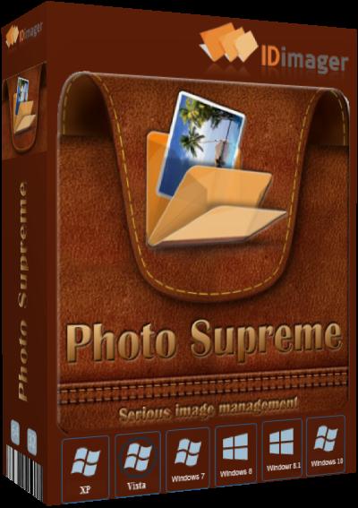 IDimager Photo Supreme v5.1.2.2490 (x32-x64) + Portable