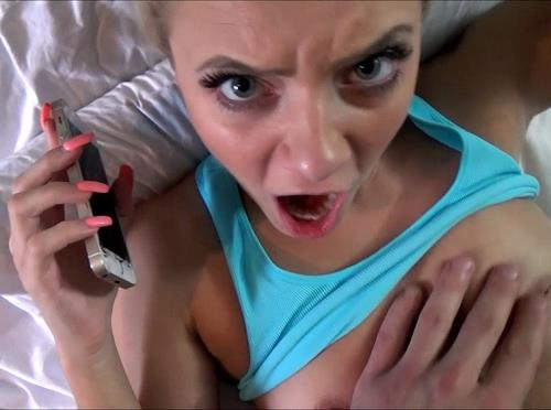 Riley Star - Little Sister Loves Her Boyfriend (2019/Family Therapy/Clips4Sale.com/HD)