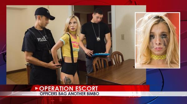 Kenzie Reeves - Officers Bag Another Bimbo (2019/FullHD)