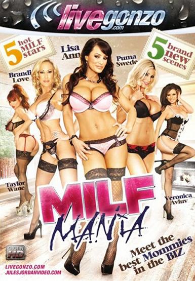 MILF Mania (2012) WEBRIP 1080p