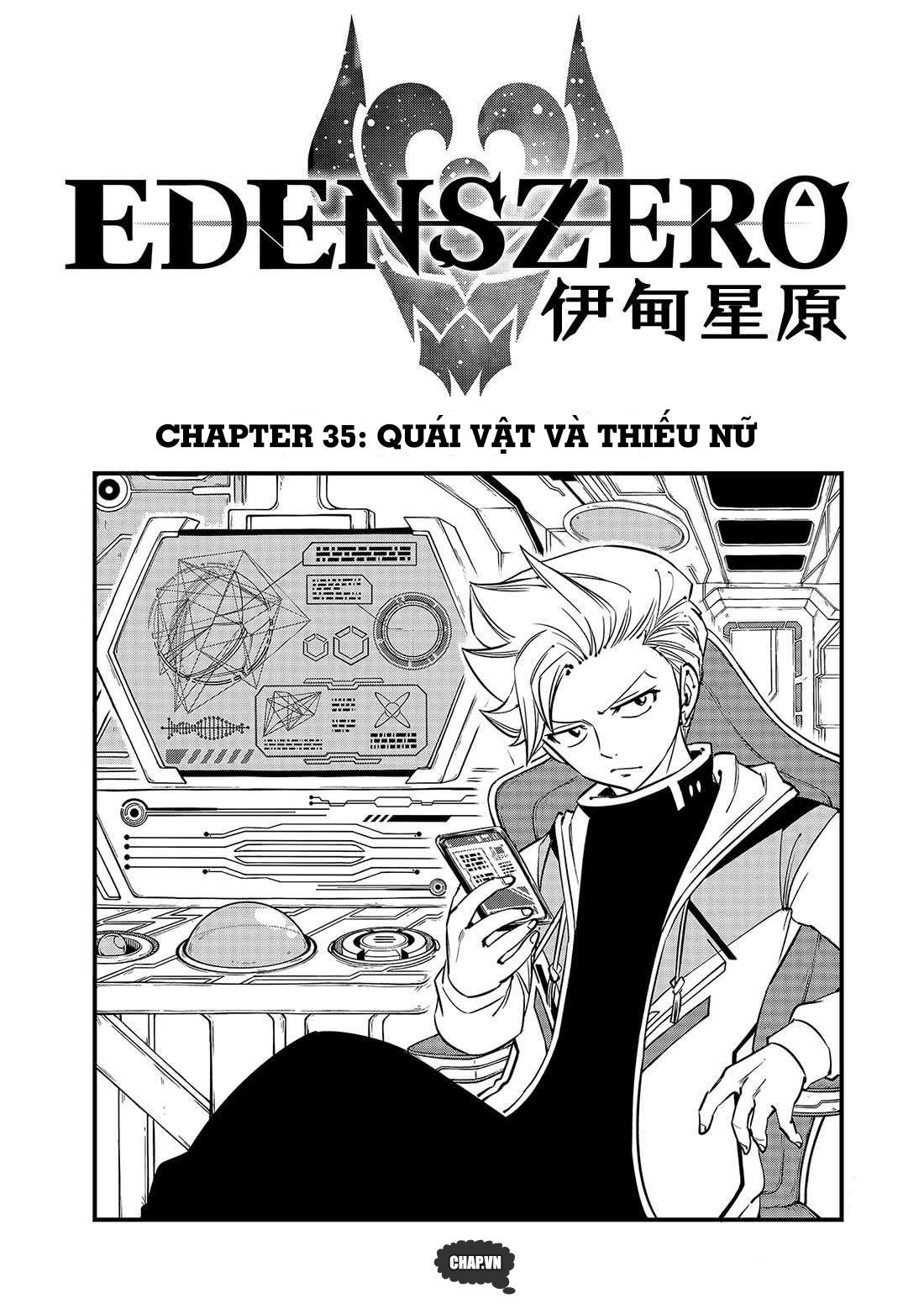 EDENS ZERO Chap 35 - Truyen.Chap.VN