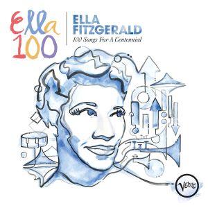 Ella Fitzgerald - 100 Songs For a Centennial-FLAC (2017)