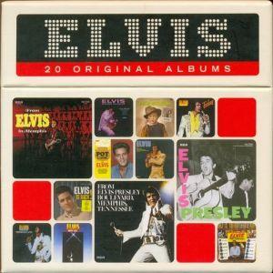 Elvis Presley - Elvis 20 Original Albums-FLAC [20 CD-Box-Set](2012)